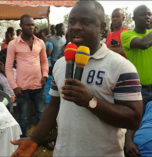 MR. YAMOAH- UNITY AND NATIONALISM ARE KEY TOWARDS ENDING AFCON DROUGHT