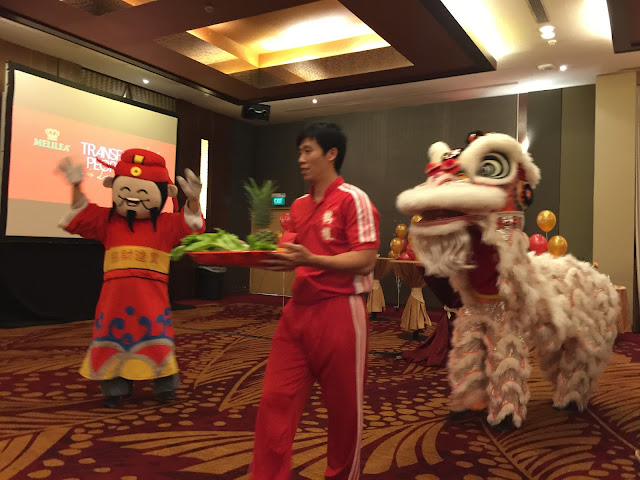 Melilea Annual Party 2016 - Lion Dance