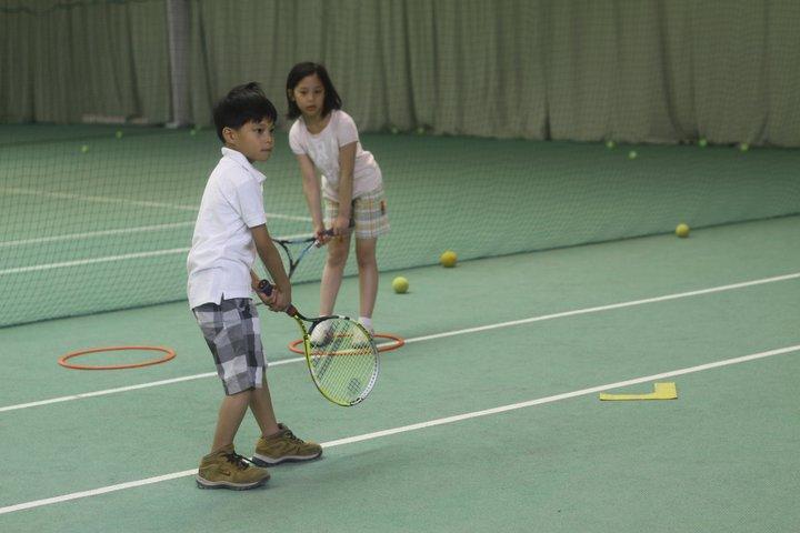 tennis weekend