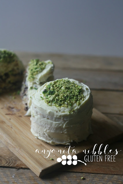 Two mini marjolaine cakes | Anyonita Nibbles