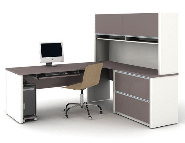 office furniture l shaped computer desk