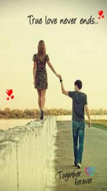 True Love Never Ends Amazing Quotes