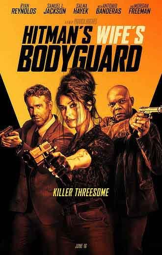The Hitman's Wife's Bodyguard 2021 720p 1GB BRRip Dual Audio