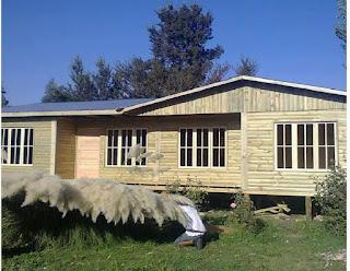 casas de madera paine