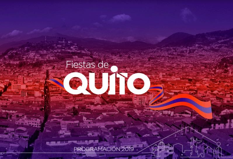 Programa completo fiestas de Quito 2019
