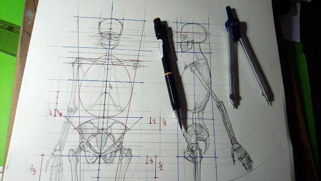 Illustration Artist - Leonardo Rodríguez - drawing