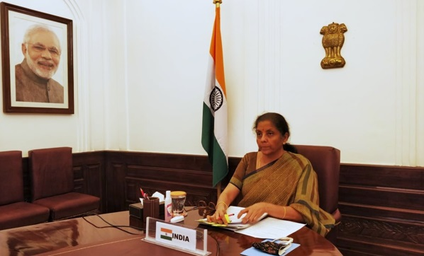 Nirmala Sitharaman attends Special Board of Governors meeting of New Development Bank (NDB) through video-conference: Highlights with Details