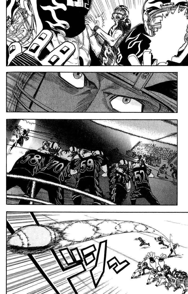 Eyeshield 21 chapter 51 trang 14