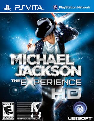 Michael Jackson: The Experience [PSVita][EUR][HENkaku][Mega]