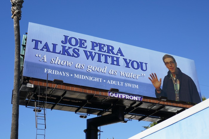 Joe Pera Talks With You season 2 billboard
