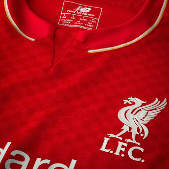 18ebf2bee New Balance Liverpool 15-16 Kits Released - Footy Headlines