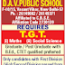 Suraj Bhan DAV Public School, New Delhi, Wanted Teachers TGT