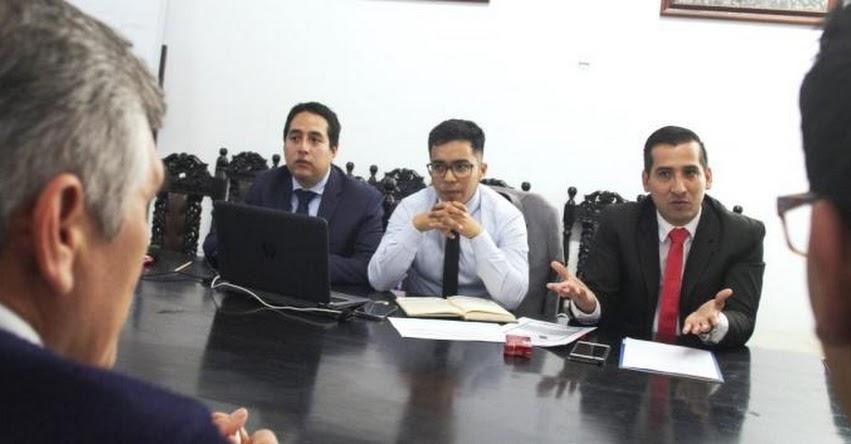 SUNEDU brindó capacitación sobre Registro de Grados y Títulos a Universidades de La Libertad - www.sunedu.gob.pe