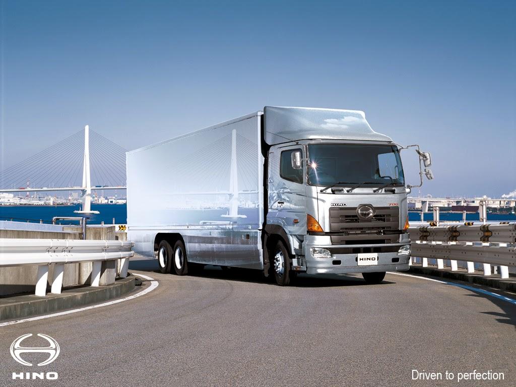 Truck Hino Wallpaper