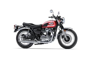 Spesifikasi W800 2022 dari Kawasaki: Moge Klasik Milik Kawasaki