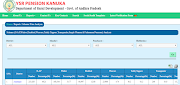 YSR Pension Kanuka New List 2021 - sspensions.ap.gov.in Pensions Disbursement Report, Scheme Wise or Area Wise Report Online