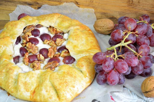 galette, recetas de galette, galette de uvas, galette de queso, galette de nueces, galette salados, galette dulces, galette recetas, galette bretonne, galette francesa, las delicias de mayte,
