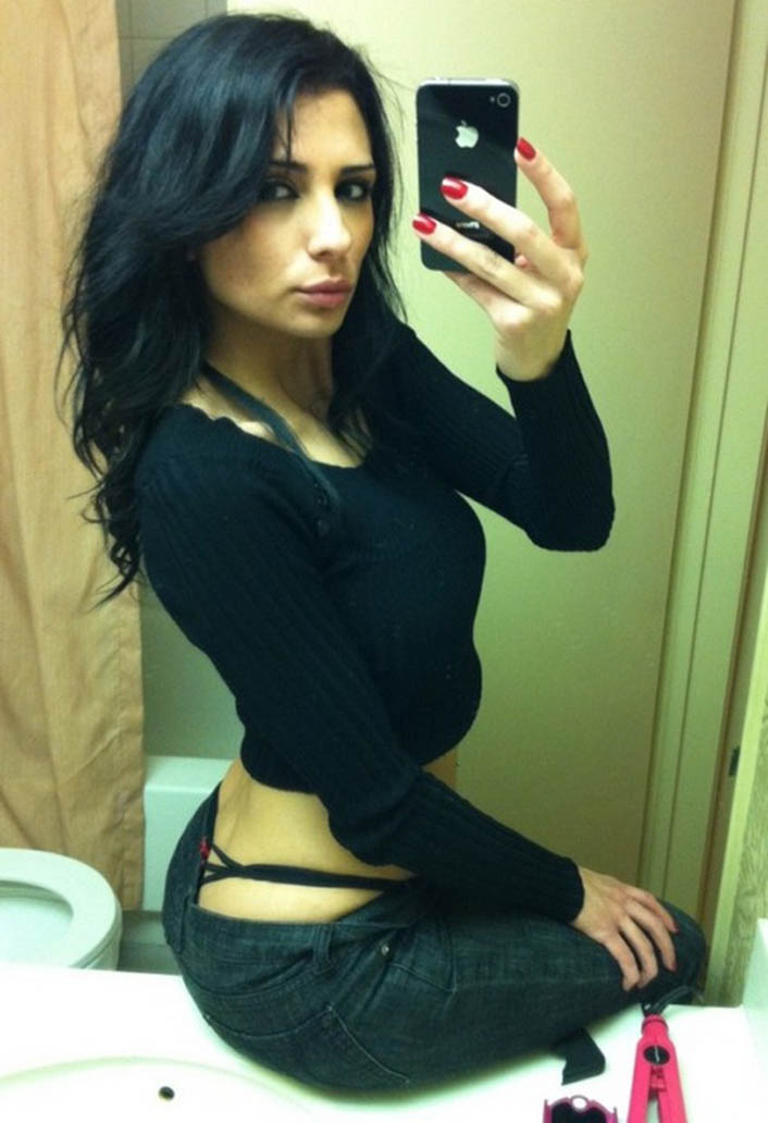 ImageSeek - The Fun Picture Zone: Sexy Self Shots Taken