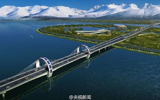 New ring road in Lhasa to be officially launched in June