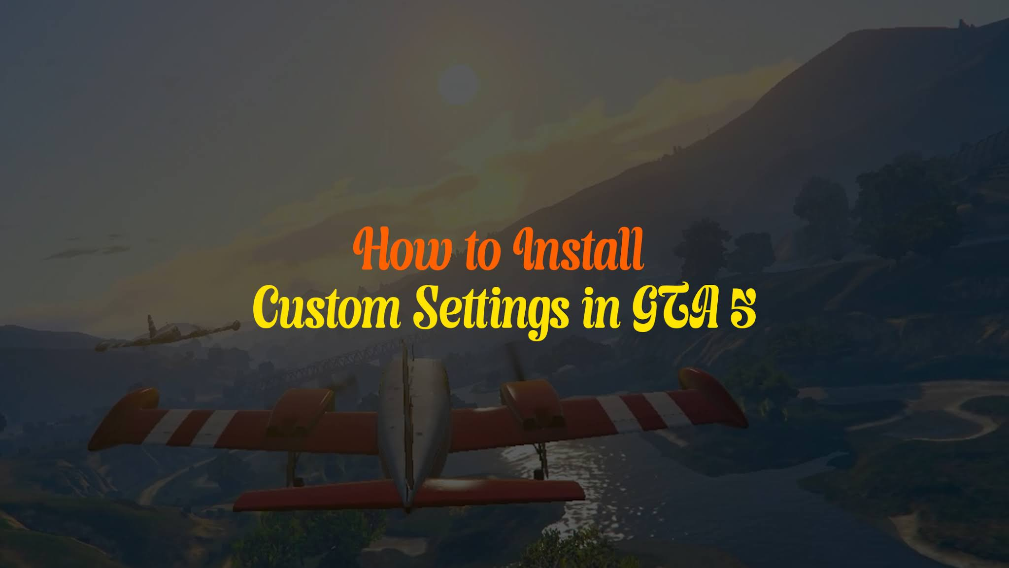 how to install custom settings in GTA 5 - AdeelDrew How to Install Custom Settings in GTA 5 Video result for How to Install Custom Settings in GTA 5 Easy way to install mods on GTA 5 - setting up & getting How to Install Custom Settings in GTA 5 How to install CUSTOM MAPS!!! (Mod Tutorial) Gta5 PC How to Install Custom Settings in GTA 5 GTA 5 2021 Best ReShade Custom Settings How to Install GameConfig for GTA 5 (GTA Gamer) How do you get to settings on GTA 5? How do you install custom maps on GTA 5? How do I install mods on GTA 5? How do I install GTA 5 mod menu? Very Low PC settings How to install Grand Theft Auto V mods on PC The Ultimate GTA V Performance Guide Secret Tips to Boost How To Install GTA 5 Mods Grand Theft Auto V PC Graphics & Performance Guide Nvidia settings for gta v gta v settings.xml download gta 5 mods gta 5 low graphics settings gta 5 settings.xml tweaks how to install gta 5 mods 2020 how to install gta 5 mods ps4 gta v settings.xml high