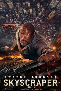 Skyscraper 2018 Hollywood Dwayne Johnson Movie