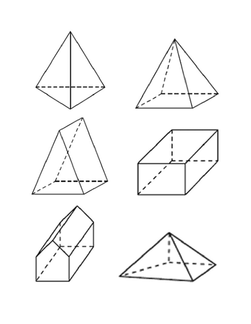 Recursos Para El Aula Sólidos Geométricos