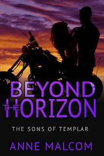 Beyond the horizon | The sons of templar #4 | Anne Malcom