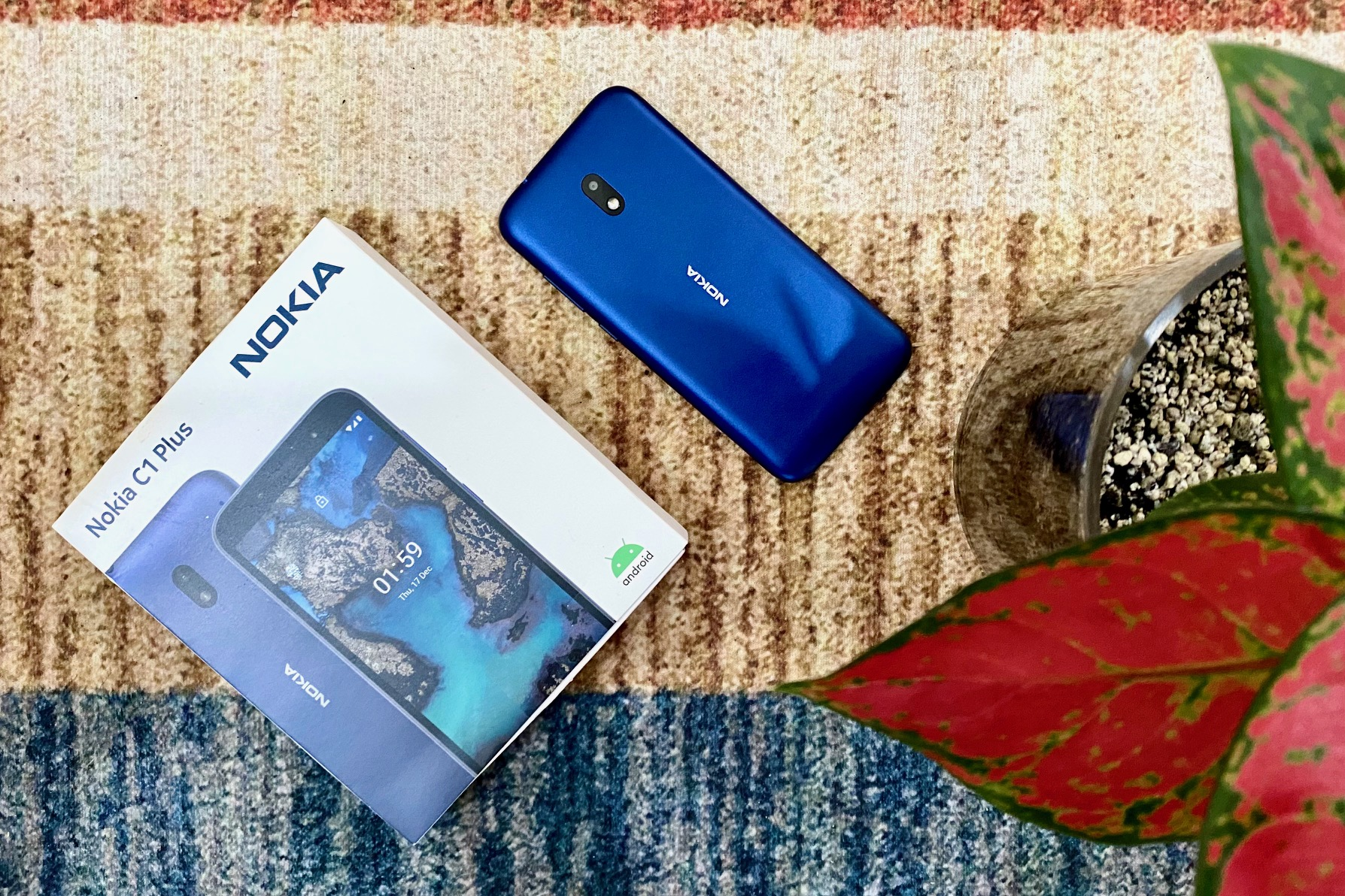 Nokia C1 Plus Review: Android Go under Php 4K
