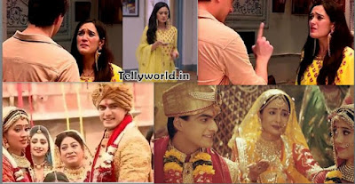 "Breaking News "" Kartik-Naira's Remarriage Vedika To Divorce Kartik "" Yeh Rishta Kya Kehlata Hai Upcoming Spoiler"