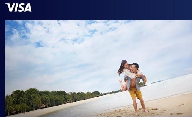 Hilton希爾頓會員使用VISA白金卡預訂入住酒店立享5,000獎勵積分並可升級至銀卡(7/31前有效)