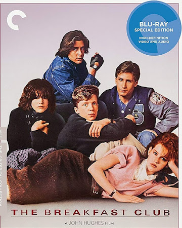 Poster Of Free Download The Breakfast Club 1985 300MB Full Movie Hindi Dubbed 720P Bluray HD HEVC Small Size Pc Movie Only At worldfree4u.com