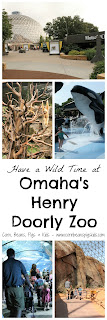 "Have a Wild Time at Omaha's Henry Doorly Zoo the ""World's Best Zoo"" - a great family vacation destination and a must for any #OmahaWeekend trip"