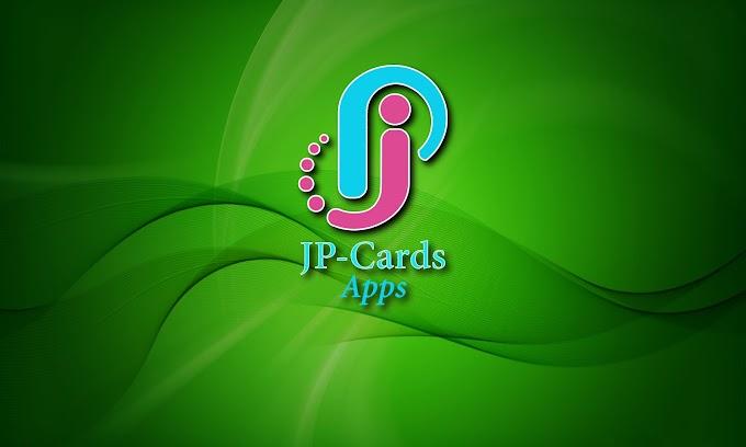 CARA DAFTAR APLIKASI JP-CARDS