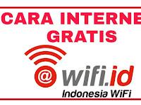 4 Cara Login Wifi ID Gratis Tanpa Bayar Unlimited 2018