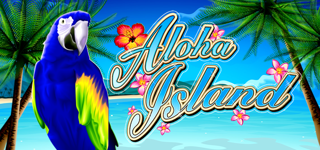 Aloha Island Video Slot by Bally