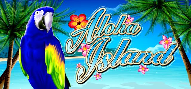 Aloha Island Free Slot from Bally