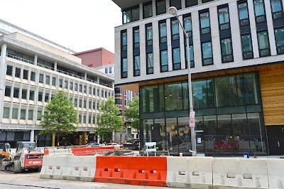 hotel construction, southwest, Washington DC