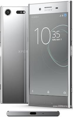 Tampilan Sony Xperia XZ Premium