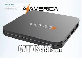 Azamerica Extremo IPTV Atualização - 09/06/2021