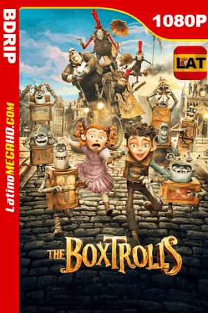 Los Boxtrolls (2014) Latino HD BDRIP 1080P ()