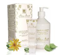 LogoTricoumbra: vinci gratis una confezione da 100 ml di Pure Gel Aloe & Arnica + coupon sconto 10%