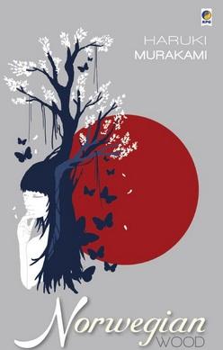 Book cover for Norwegian Wood by Haruki Murakami Norwegian Wood in the South Manchester, Chorlton, Cheadle, Fallowfield, Burnage, Levenshulme, Heaton Moor, Heaton Mersey, Heaton Norris, Heaton Chapel, Northenden, and Didsbury book group