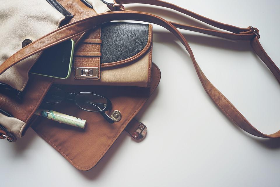 Co znajduje się w mojej torebce?