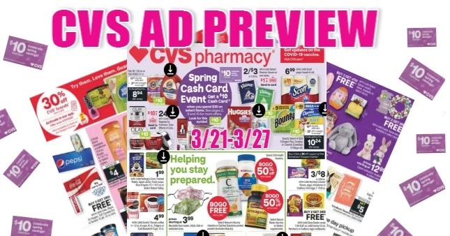 CVS Ad Scan 3/21 to 3/27