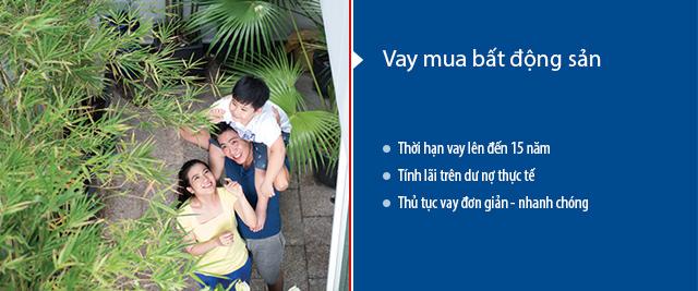 Viet Capital Bank cho vay mua bất động sản ưu đãi tốt nhất