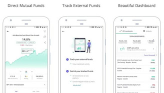 Groww Mutual fund Investment app
