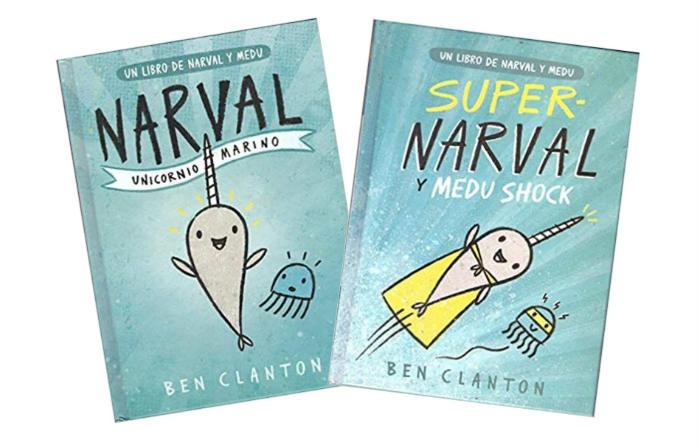 los mejores cómics para niños, beneficios y fomento lectura Narval Medu