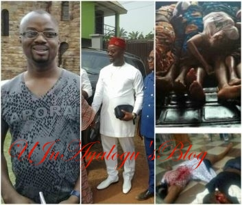 'The Mask Killers Were Many And Wore Army Uniforms' – Anambra Church Killing Survivor