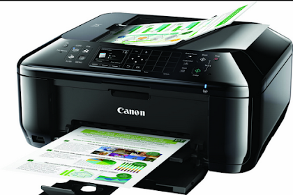 Cara Ampuh Reset Printer MX397