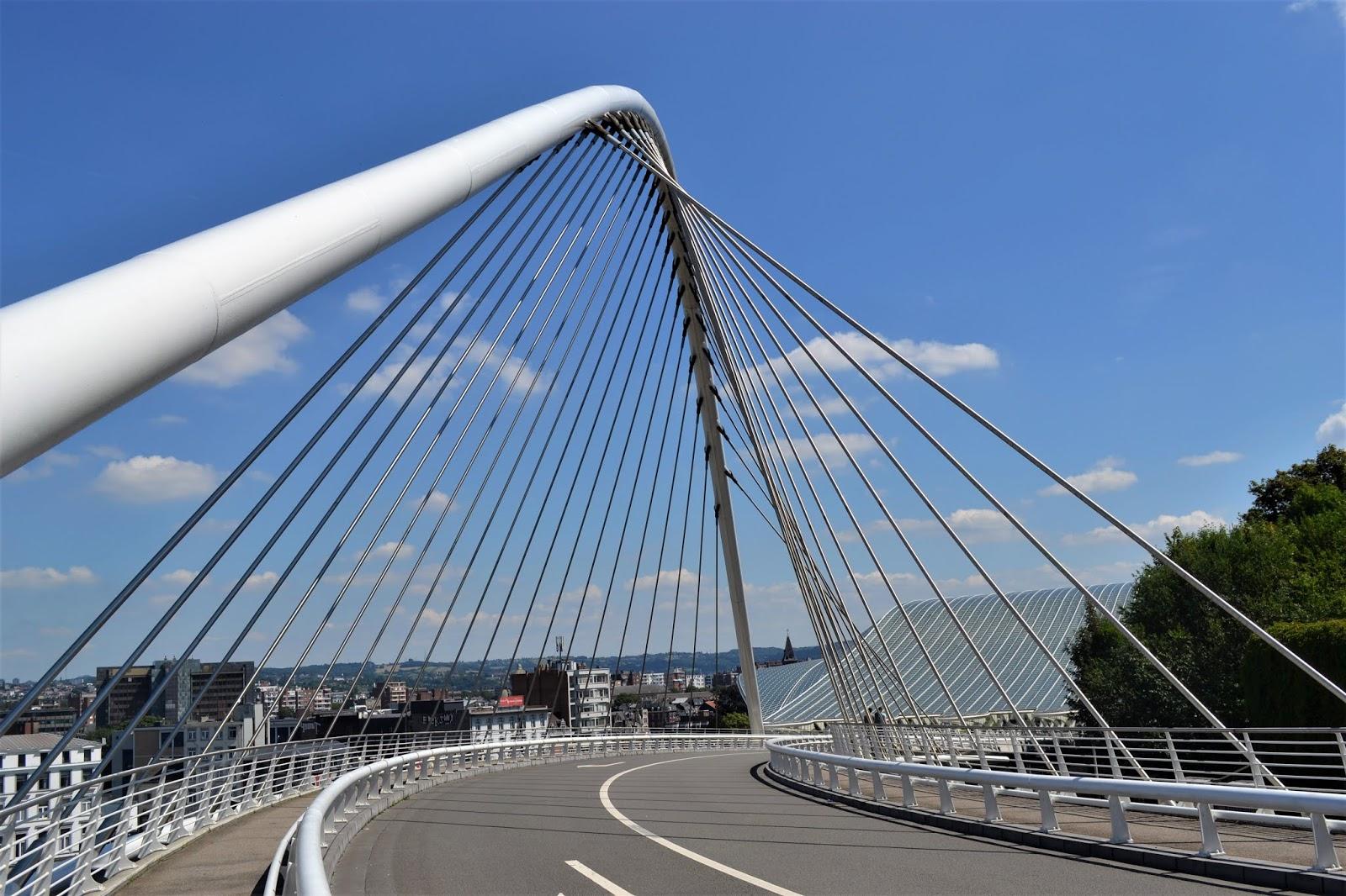 Passerella di Guillemins Calatrava